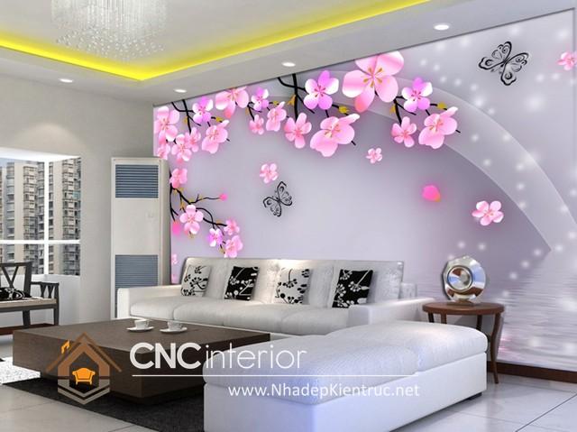 nội thất phòng khách nhà phố (5)