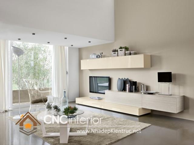 nội thất phòng khách nhà phố (6)
