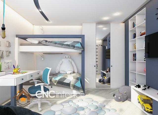 nội thất phòng ngủ cho bé (1)