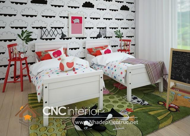 nội thất phòng ngủ cho bé (3)