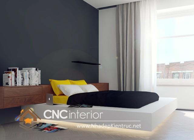 nội thất phòng ngủ chung cư (2)