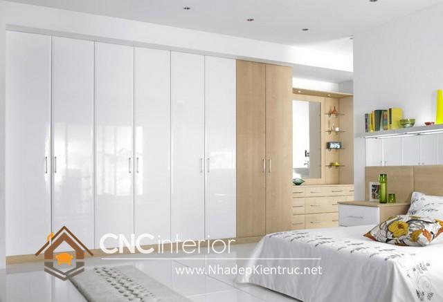 nội thất phòng ngủ nhỏ hiện đại (2)
