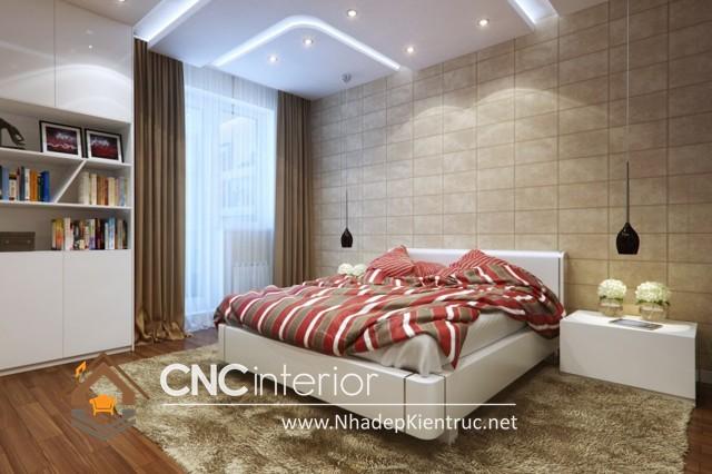 nội thất phòng ngủ nhỏ hiện đại (3)