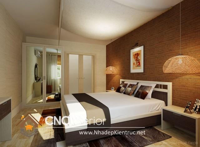 nội thất phòng ngủ nhỏ hiện đại (7)