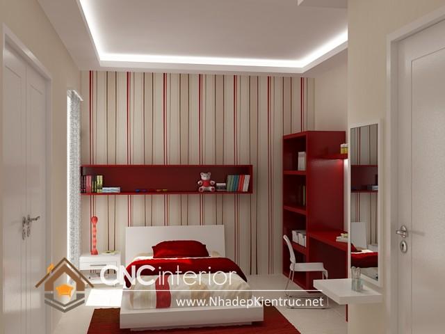 phòng ngủ nhỏ gọn (6)