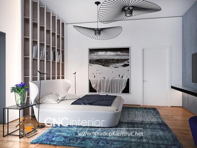 phòng ngủ phong cách vintage (5)