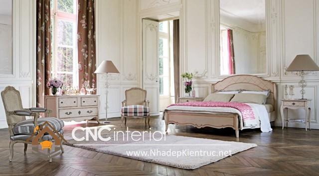phòng ngủ phong cách vintage (6)