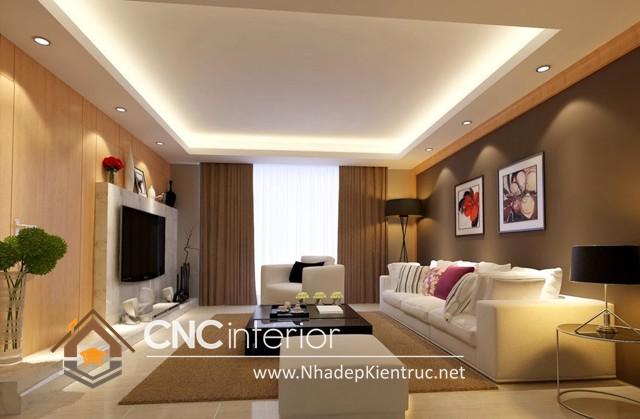 thiết kế nội thất chung cư hiện đại (5)