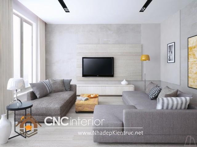 thiết kế nội thất chung cư hiện đại (7)