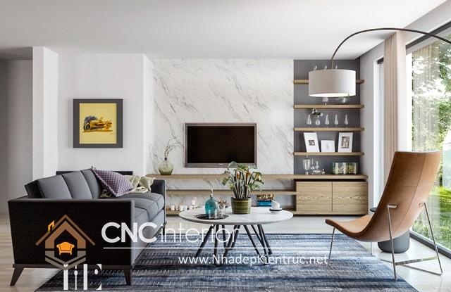 thiết kế nội thất nhà nhỏ (2)