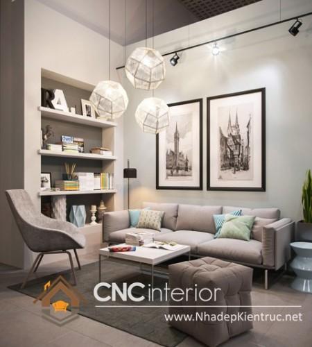 thiết kế nội thất nhà nhỏ (3)