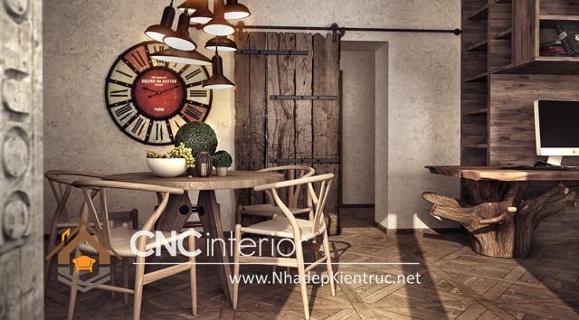 thiết kế nội thất nhà nhỏ (6)