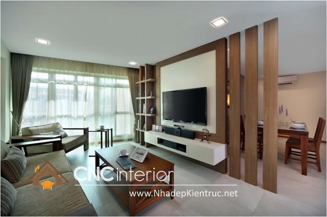 thiết kế nội thất nhà nhỏ (7)