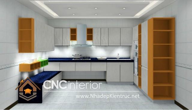 tủ bếp Acrylic (7)