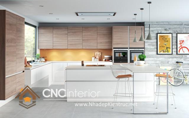 tủ bếp chung cư (3)