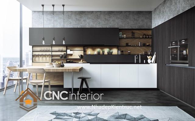 tủ bếp chung cư (4)