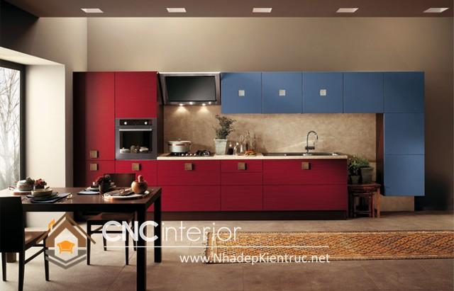 tủ bếp chung cư (8)