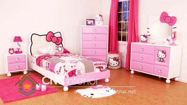 Phòng ngủ Kitty (1)