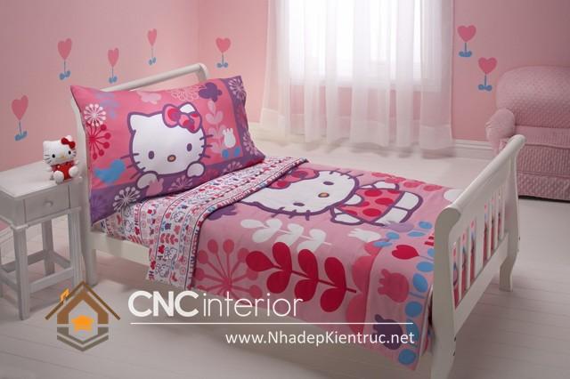 Phòng ngủ Kitty (2)