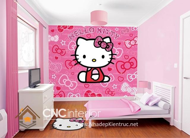 Phòng ngủ Kitty (3)