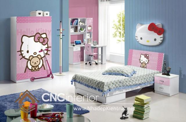 Phòng ngủ Kitty (4)