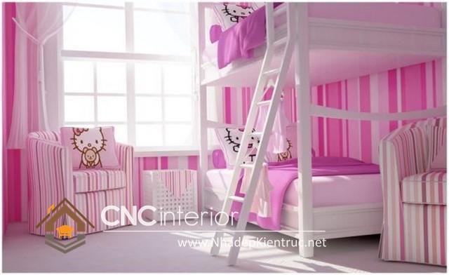 Phòng ngủ Kitty (5)
