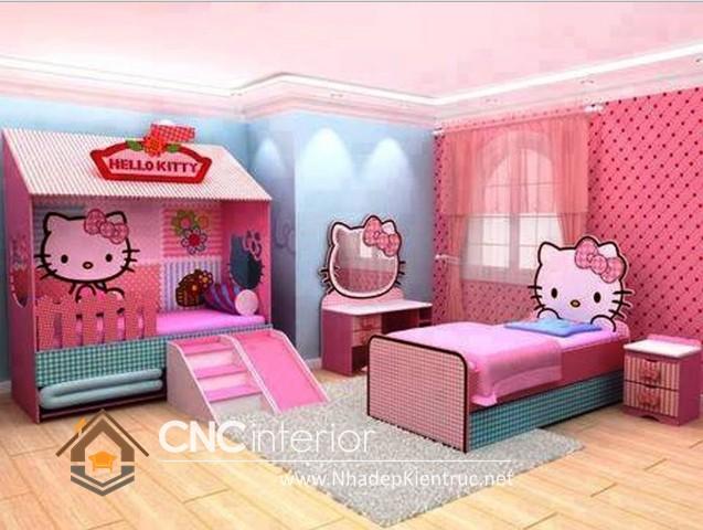 Phòng ngủ Kitty (6)