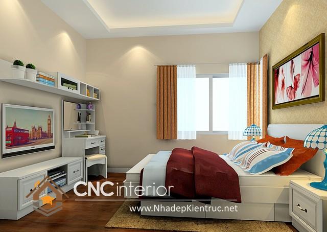 Phòng ngủ kiểu Hàn Quốc (1)