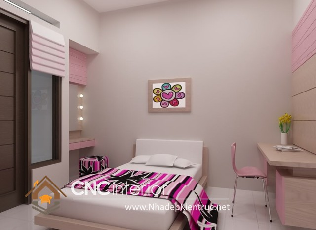 Phòng ngủ kiểu Hàn Quốc (5)