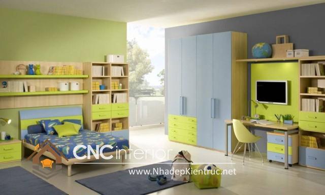 Phòng ngủ trẻ em đẹp (2)