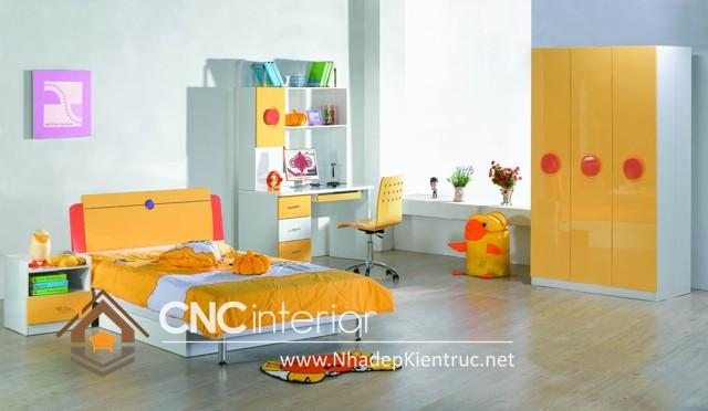 Phòng ngủ trẻ em đẹp (7)