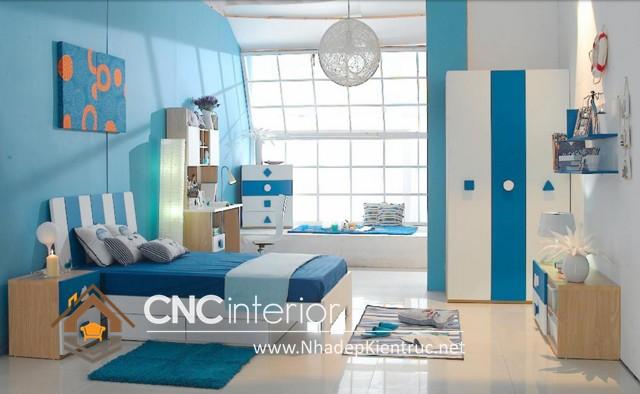 Phòng ngủ trẻ em đẹp (8)
