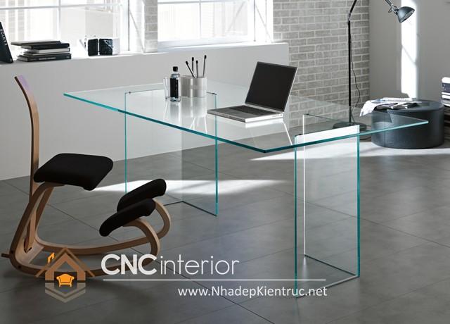 bàn làm việc mặt kính (6)