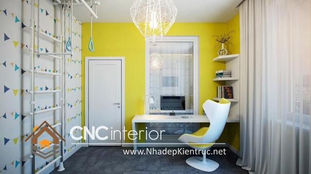 nội thất căn hộ chung cư cao cấp (2)