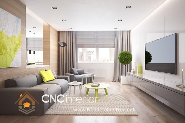 nội thất căn hộ chung cư cao cấp (3)