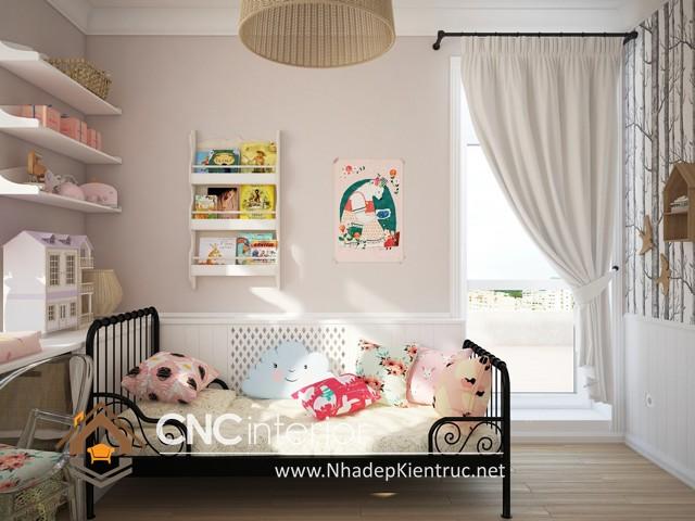 nội thất căn hộ chung cư cao cấp (5)