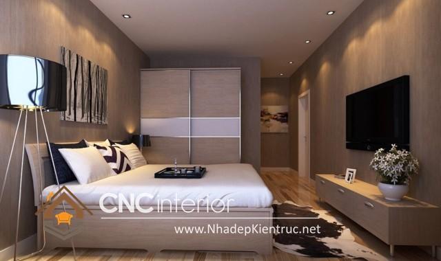 nội thất chung cư hai phòng ngủ (2)