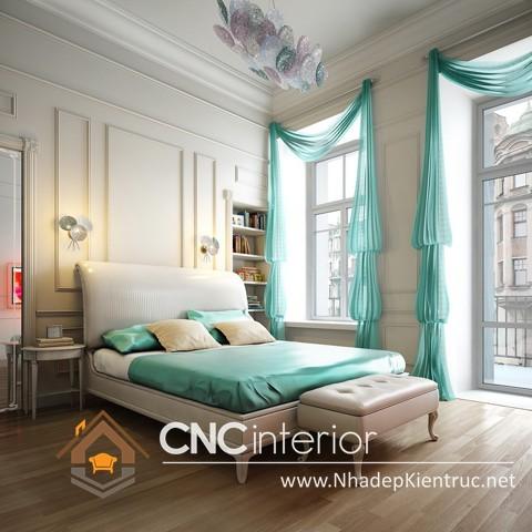 nội thất chung cư hai phòng ngủ (3)