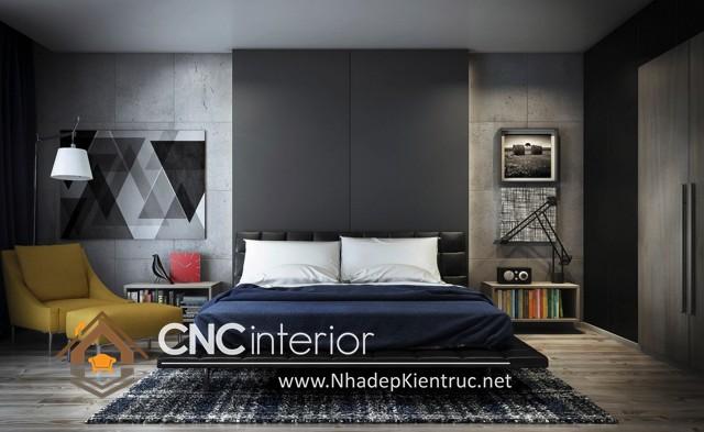 nội thất chung cư hai phòng ngủ (5)