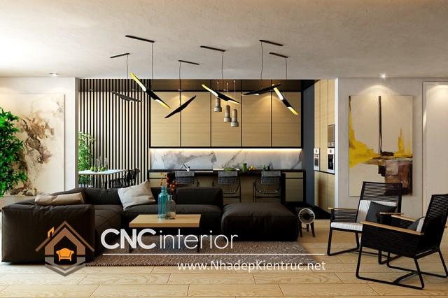 nội thất chung cư nhỏ đẹp (2)