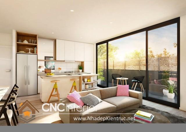 nội thất nhà nhỏ đẹp (2)