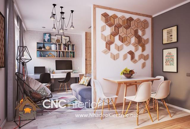 nội thất nhà nhỏ đẹp (3)