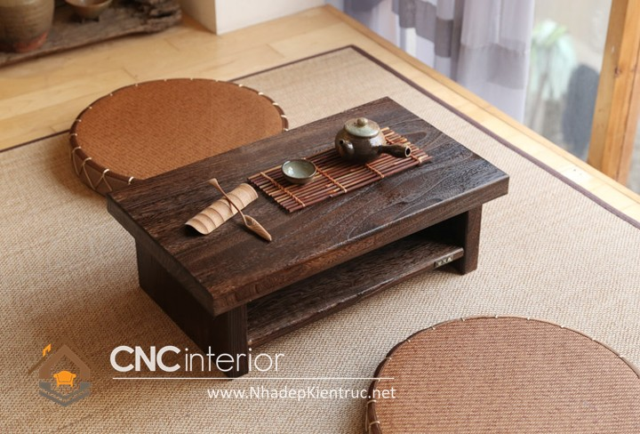 bàn ngồi bệt kiểu nhật (01)