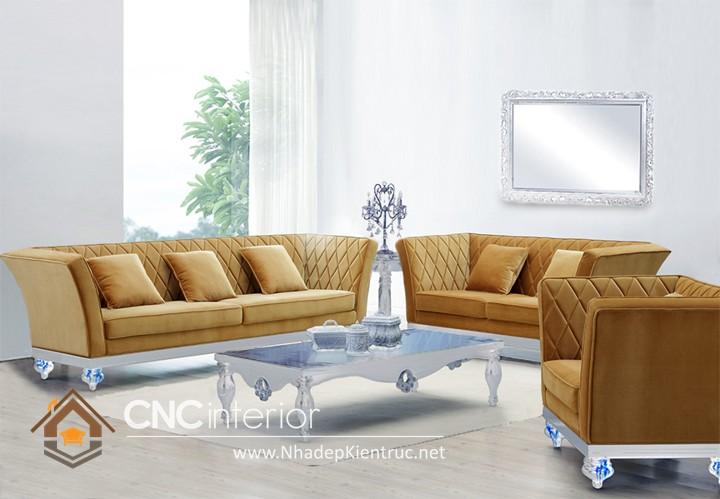 mẫu ghế sofa phòng khách đẹp (01)