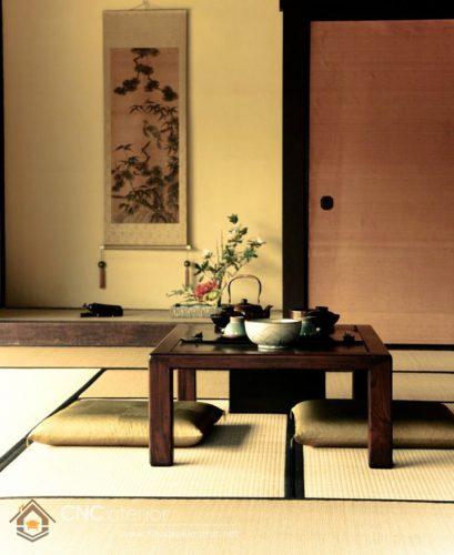 bàn ngồi bệt kiểu nhật 1