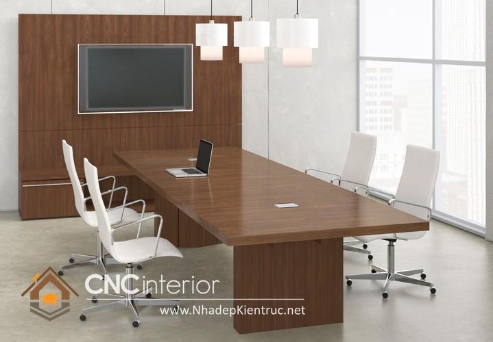 mẫu bàn họp văn phòng đẹp 02