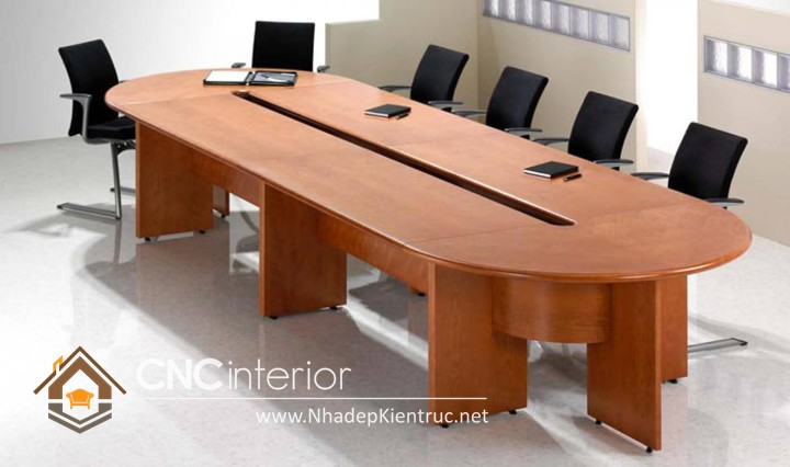 mẫu bàn họp văn phòng đẹp 03