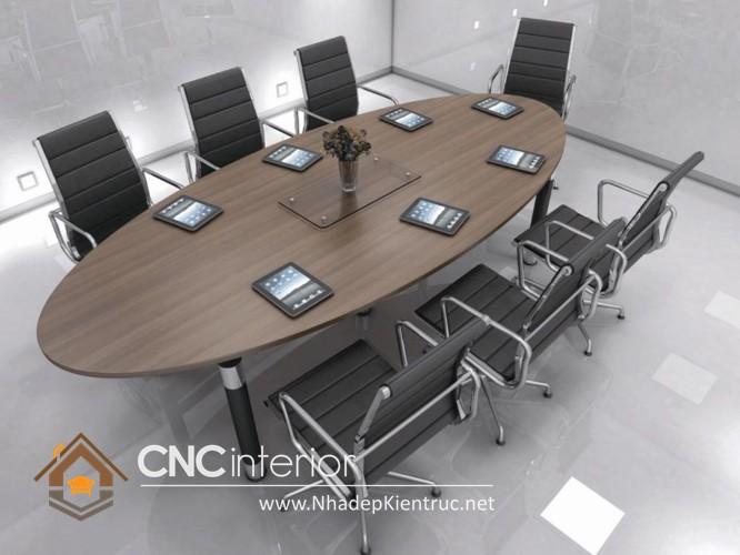 mẫu bàn họp văn phòng đẹp 04