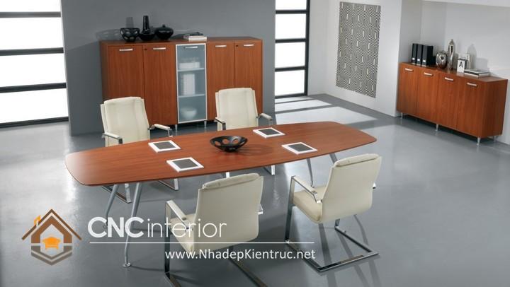 mẫu bàn họp văn phòng đẹp 06