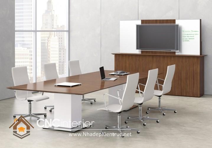 mẫu bàn họp văn phòng đẹp 07